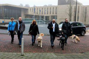 Hoe toegankelijk is Krimpen aan den IJssel voor gebruikers van assistentiehonden?